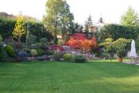 Kerttervezés, kertépítés felsőfokon | Egy gyönyörű kert